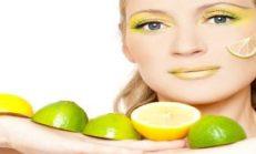 Limonla yapabileceğiniz güzellik maskeleri