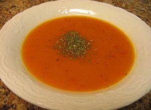 Kansere karşı tarhana çorbası