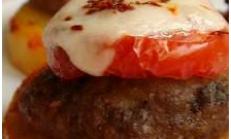 Fırında Kaşarlı Patatesli Köfte
