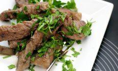 Fırın Poşetinde Biftek
