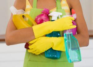 Temizlik Maddelerindeki Büyük Tehlike