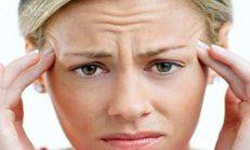 Baş Ağrısına Elle Tedavi Yöntemi