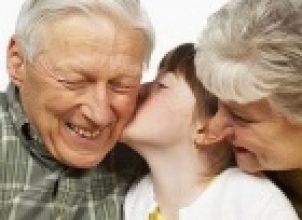 Büyükanne ve Büyükbaba