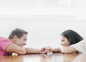 İlk görüşte aşkı bakış ele veriyor