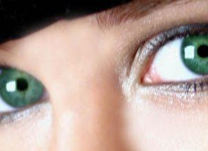Gözlerin…