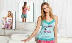 Yeni İnci Pijama Kataloğu